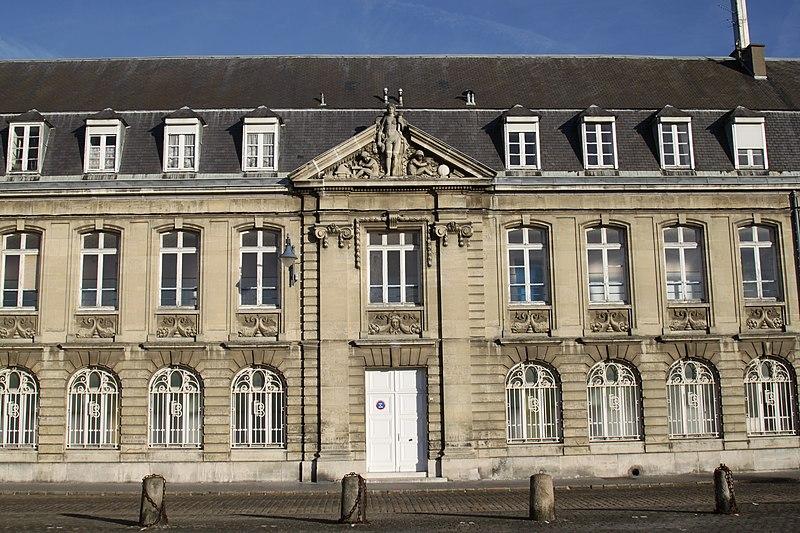 Photo du Monument Historique Maison situé à Arras