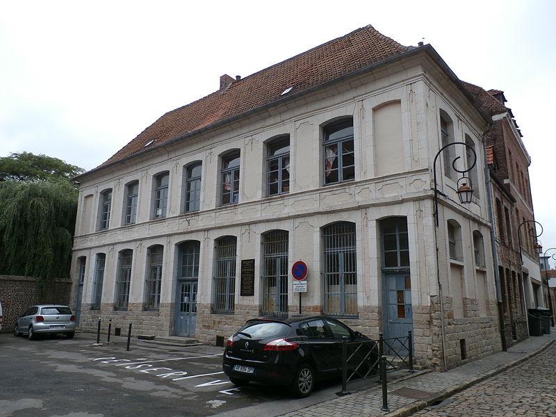 Photo du Monument Historique Maison situé à Béthune