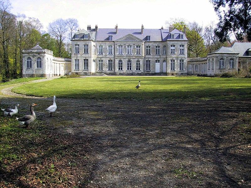 Photo du Monument Historique Château situé à Bomy