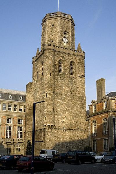 Photo du Monument Historique Beffroi situé à Boulogne-sur-Mer