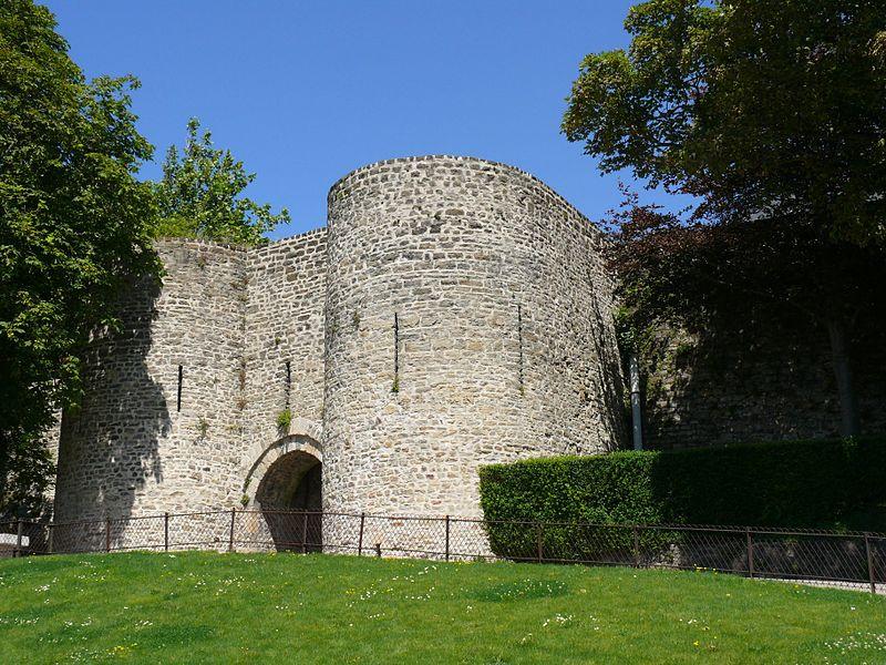 Photo du Monument Historique Porte des Degrés situé à Boulogne-sur-Mer
