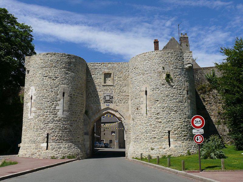 Photo du Monument Historique Porte Gayolle situé à Boulogne-sur-Mer