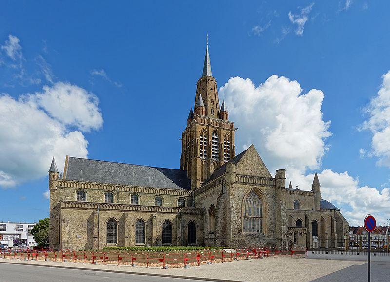 Photo du Monument Historique Eglise Notre-Dame situé à Calais