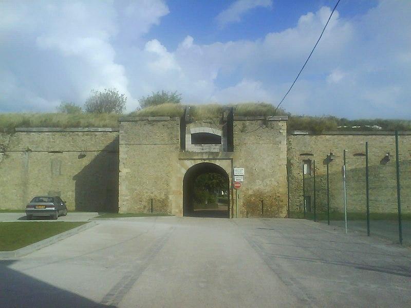 Photo du Monument Historique Citadelle situé à Calais