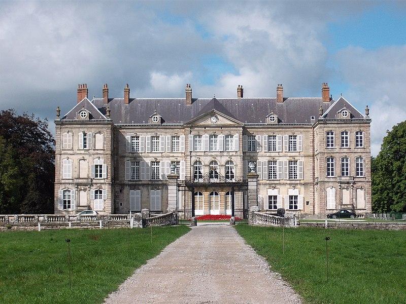 Photo du Monument Historique Château situé à Colembert