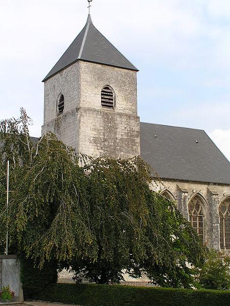 Photo du Monument Historique Eglise Saint-Martin situé à Dannes