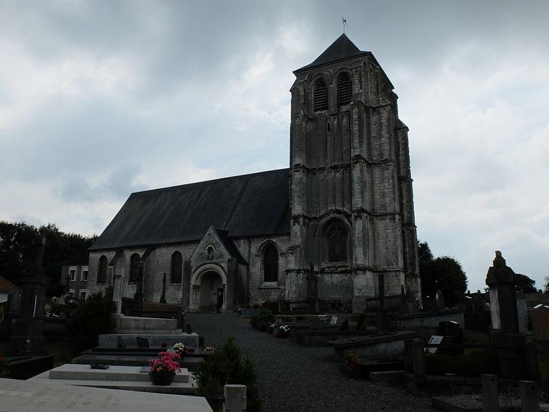 Photo du Monument Historique Eglise situé à Eps