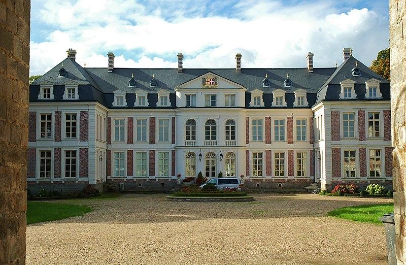 Photo du Monument Historique Château de Flers situé à Flers