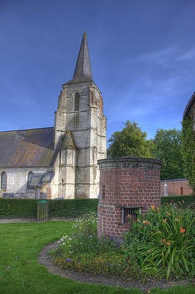 Photo du Monument Historique Eglise Saint-Eloi situé à Flers