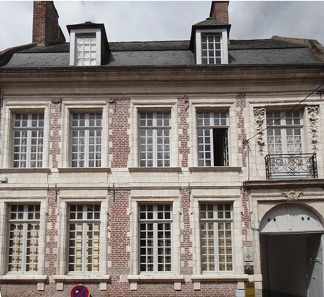 Photo du Monument Historique Maison situé à Hesdin