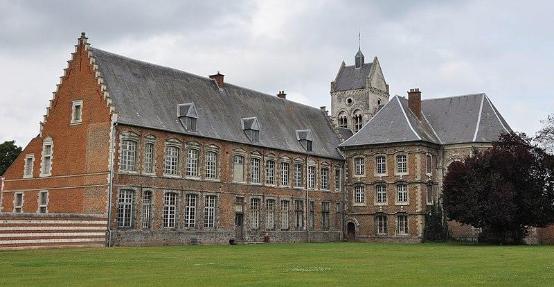Photo du Monument Historique Ancienne prévoté situé à Labeuvrière