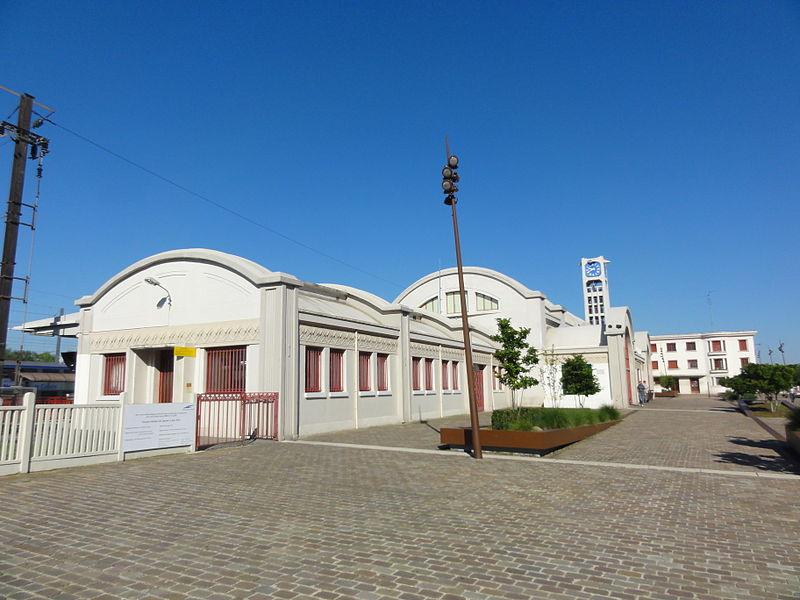Photo du Monument Historique Gare situé à Lens
