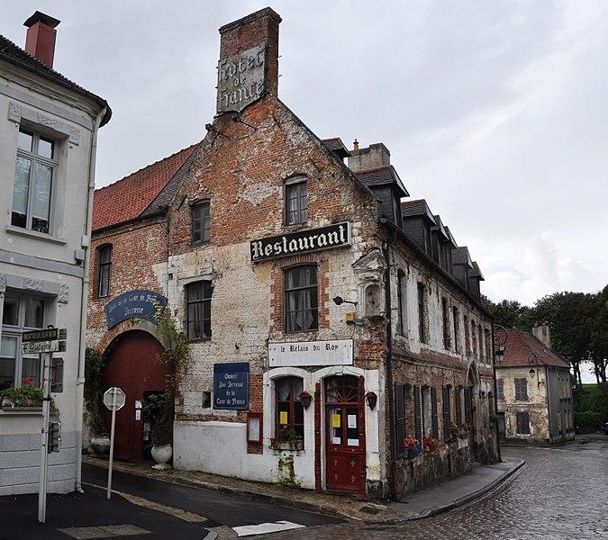 Photo du Monument Historique Hôtel de France situé à Montreuil