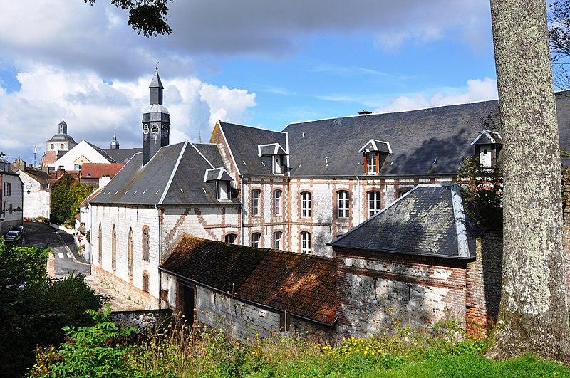 Photo du Monument Historique Orphelinat situé à Montreuil