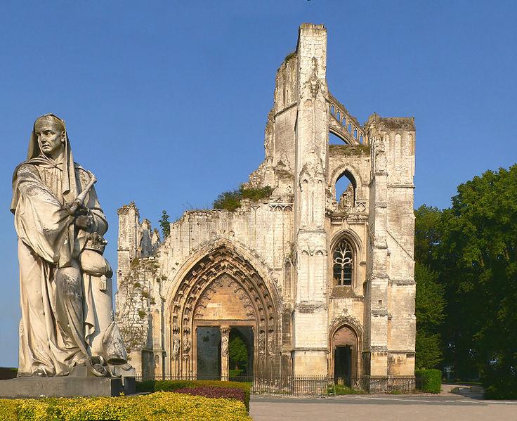 Photo du Monument Historique Ancienne abbaye de Saint-Bertin situé à Saint-Omer