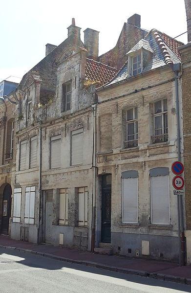 Photo du Monument Historique Maison situé à Saint-Omer