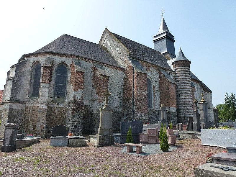 Photo du Monument Historique Eglise situé à Senlis