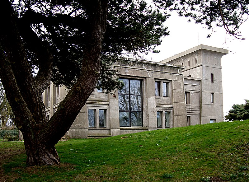 Photo du Monument Historique Villa Le Typhonium situé à Wissant