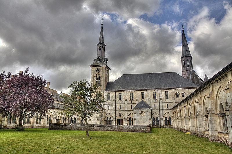 Photo du Monument Historique Ancienne chartreuse Notre-Dame-des-Prés situé à Neuville-sous-Montreuil