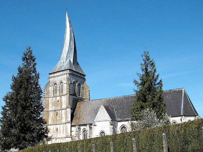 Photo du Monument Historique Eglise Saint-Omer situé à Verchin