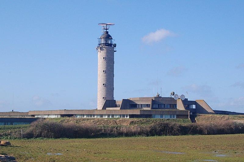 Photo du Monument Historique Phare du Gris-Nez, situé route du Cap situé à Audinghen