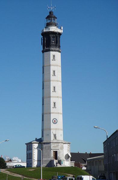 Photo du Monument Historique Phare de Calais situé à Calais