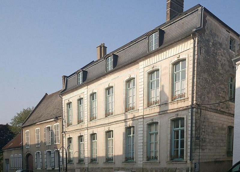 Photo du Monument Historique Ancien hôtel Loysel Le Gaucher situé à Montreuil
