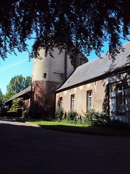 Photo du Monument Historique Abbaye Saint-Paul de Wisques situé à Wisques
