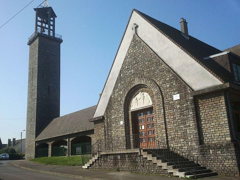 Photo du Monument Historique Eglise Saint-Vincent-de-Paul situé à Boulogne-sur-Mer