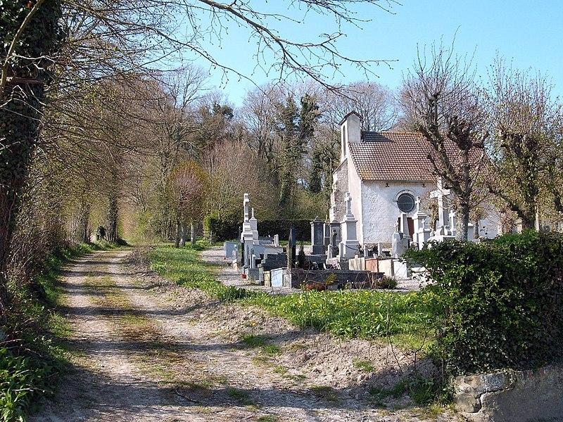 Photo du Monument Historique Eglise Saint-Omer et ancien presbytère situé à Hocquinghen