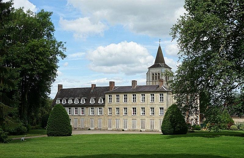 Photo du Monument Historique Château situé à Berles-Monchel