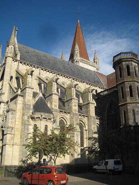 Photo du Monument Historique Eglise Notre-Dame situé à Aigueperse