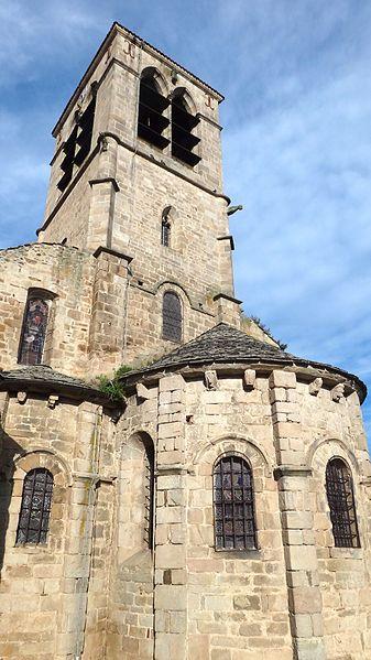 Photo du Monument Historique Eglise Saint-Pierre situé à Arlanc
