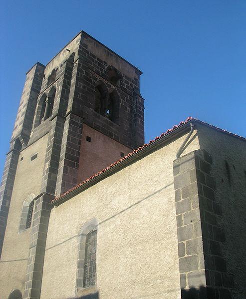Photo du Monument Historique Eglise Notre-Dame de la Rivière situé à Beaumont