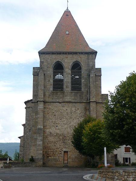 Photo du Monument Historique Eglise Saint-Prix situé à Bertignat