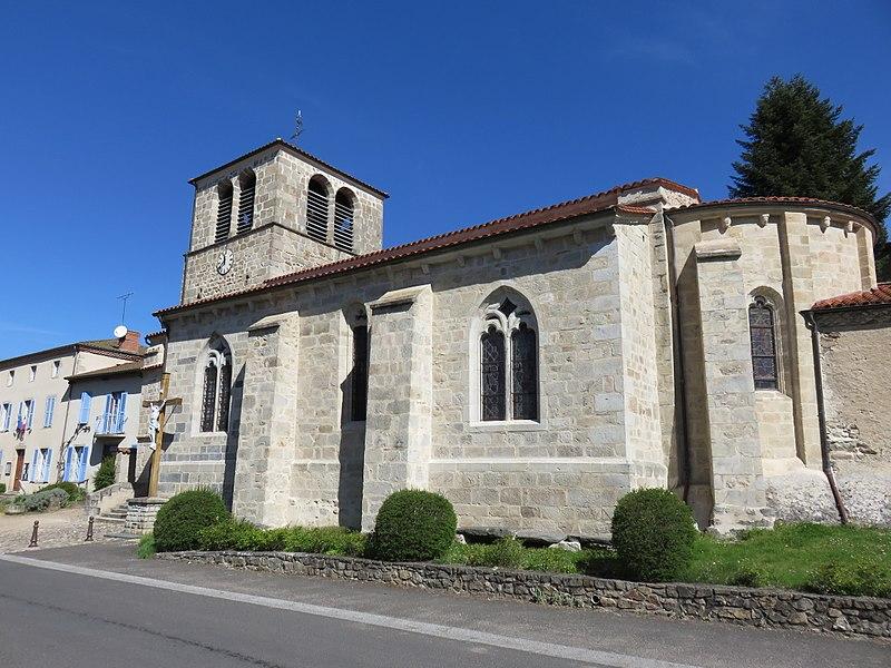 Photo du Monument Historique Eglise Sainte-Marguerite situé à Beurières