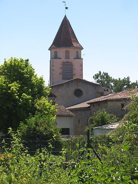 Photo du Monument Historique Eglise Saint-Barthélémy situé à Brenat