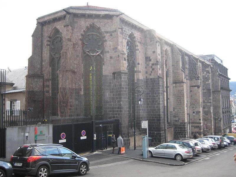 Photo du Monument Historique Chapelle des Cordeliers situé à Clermont-Ferrand