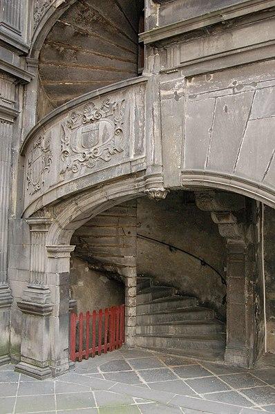 Photo du Monument Historique Hôtel Fontfreyde (musée du Ranquet) situé à Clermont-Ferrand