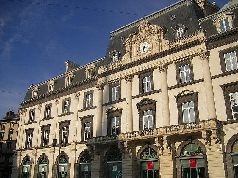 Photo du Monument Historique Théâtre situé à Clermont-Ferrand