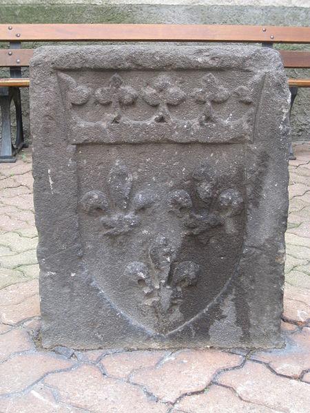 Photo du Monument Historique Borne de justice, à Montferrand situé à Clermont-Ferrand