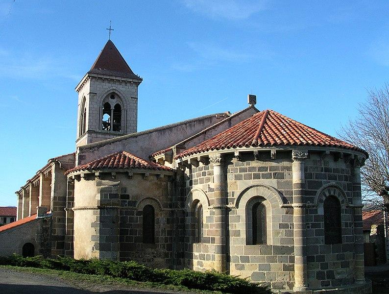 Photo du Monument Historique Eglise Notre-Dame de l'Assomption situé à Crest (Le)