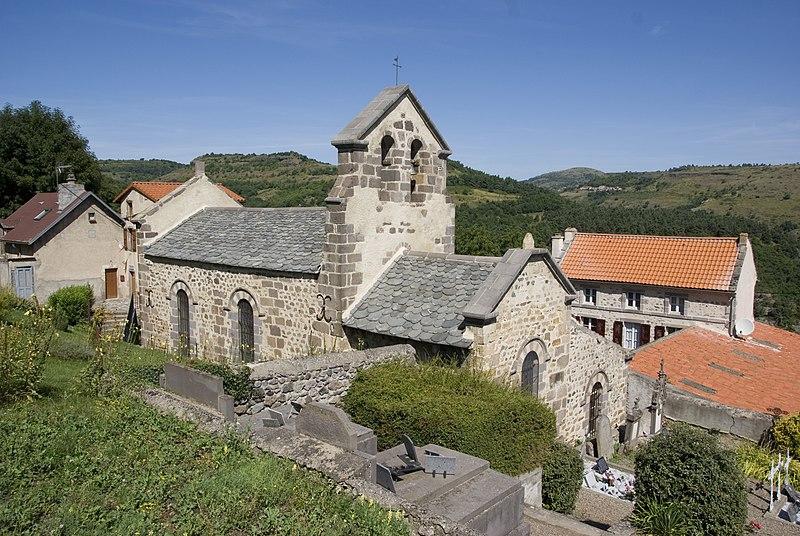 Photo du Monument Historique Eglise Saint-Loup situé à Grandeyrolles