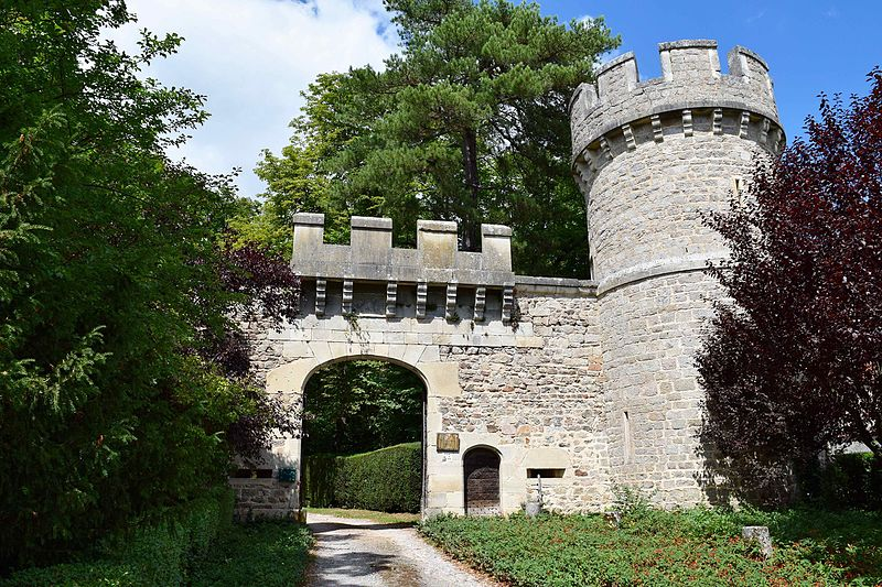Photo du Monument Historique Château situé à Joserand