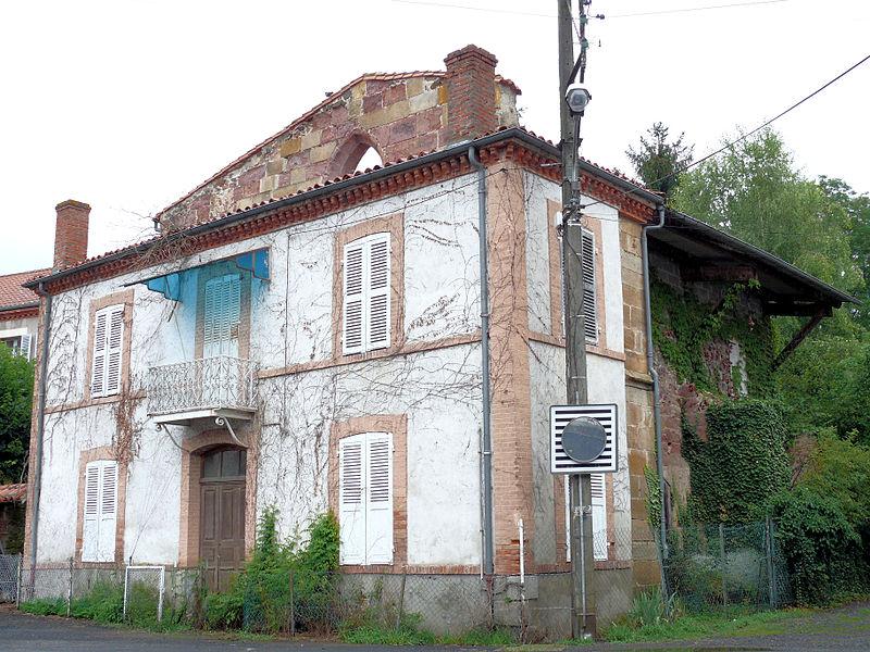 Photo du Monument Historique Ancienne église paroissiale Notre-Dame situé à Manglieu