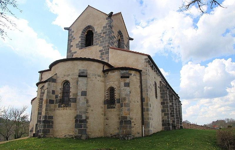 Photo du Monument Historique Eglise Saint-Bonnet situé à Miremont