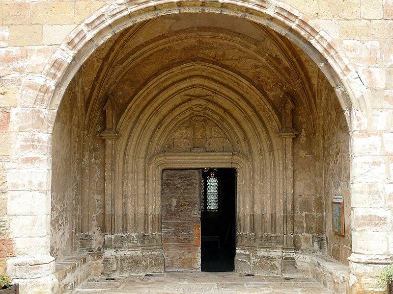 Photo du Monument Historique Eglise Saint-Nicolas situé à Nonette