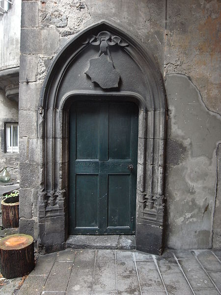 Photo du Monument Historique Maison situé à Riom