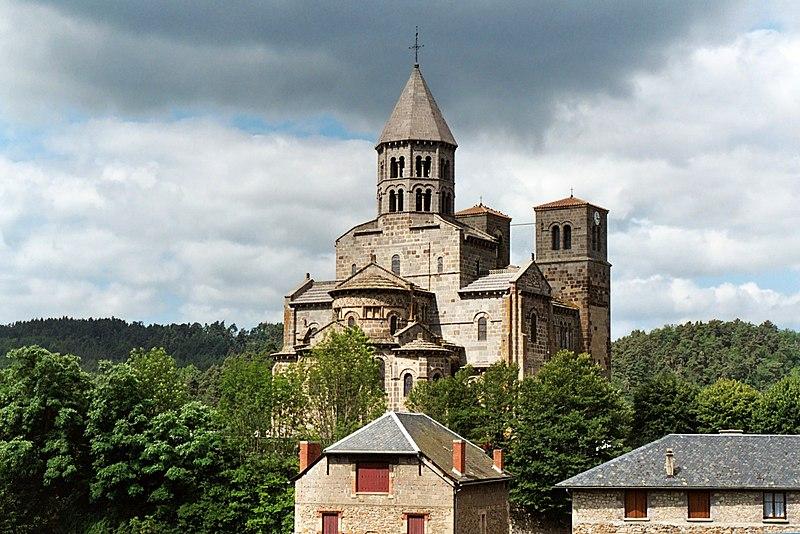 Photo du Monument Historique Eglise Saint-Nectaire situé à Saint-Nectaire
