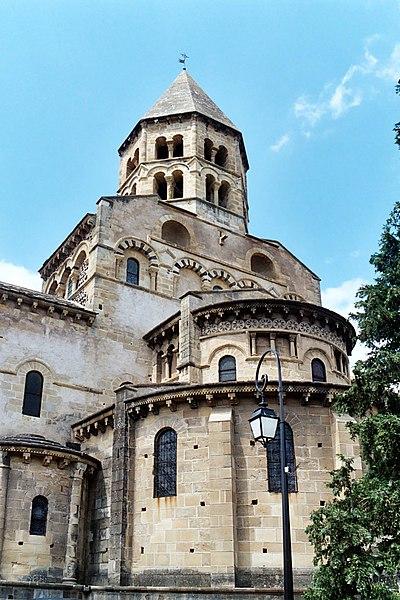 Photo du Monument Historique Eglise Notre-Dame (ou Saint-Saturnin) situé à Saint-Saturnin